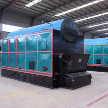 10Ton/H Horizontal Automatic Chain Grate Biomass Coal Fired Steam Boiler Factory