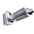 CE listed hot selling DE Double Ended Reflector Hps Mh Grow Light fixture