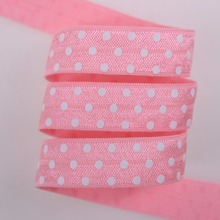 fold over elastic headbands , accept custom print
