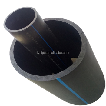High Quality Hdpe Pe 80 100 Pipe According to ISO 4427 PN12.5