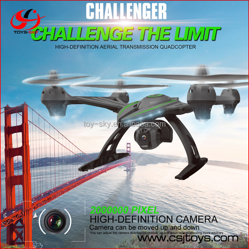 JXD 506G Challenger High-definition Aerial Transmission Copter Quadcopter propel zipp nano copter with 5.8Ghz fpv hd camera