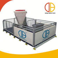 New Arrived Galvanized Pig Farming Equipment