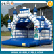 Module commercial inflatable bouncer with prices,inflatable bouncy castle with water slide,inflatable jumping castle