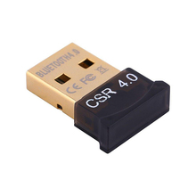 OEM Mini USB Bluetooth dongle CSR 4.0 Wireless Adapter Dongle for PC