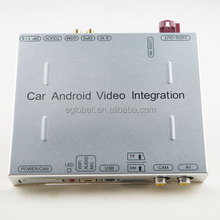Android video Integration for 2014up Ford Lincoln with original touch function