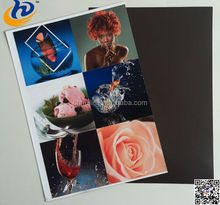 sheet size A4 waterproof inkjet glossy photo paper magnetic glossy photo frame