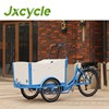 Various styles 3 wheel electric cargo tricycle motor cargo tricycle