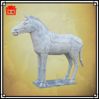 Life Size Classic Garden Horse Statues