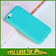 Customized Cheapest tpu mobile phone case for iphone5c