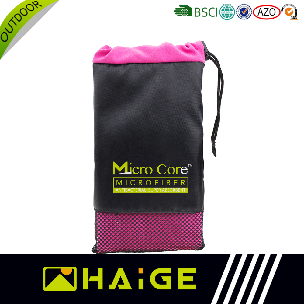 Good Quality NEW Gym Training Beach Swimming Bath 100% Microfiber Sports Towels &amp Washcloths With Promotional Price