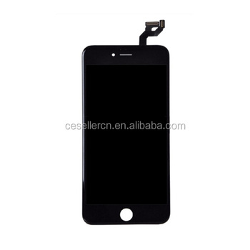 Original Lcd Screen Digitizer Display Black Repair Part for iphone 6s plus