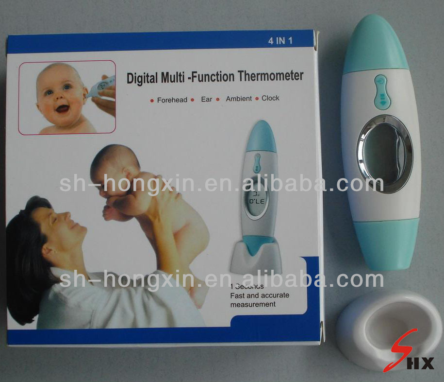 Medical household use digital infrared thermometer high precision and quick reading