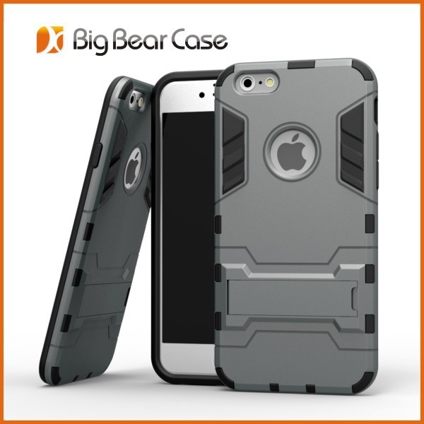 March Newest Hybrid Armor case phone case for iphone 6 4.7 inch