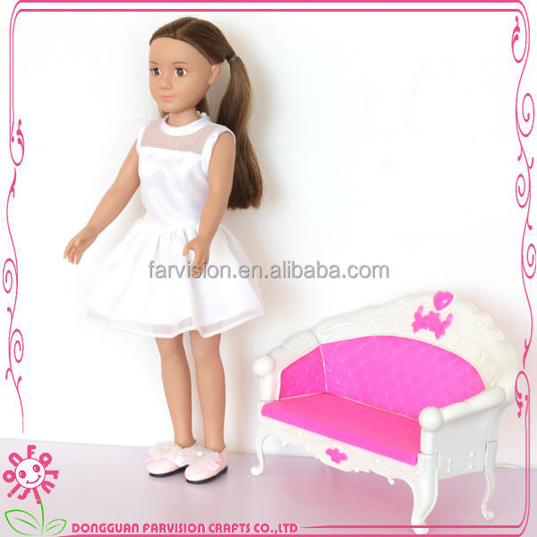 OEM 13 inch vinyl doll clothes