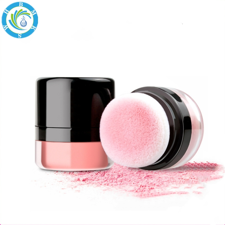 Blush blush Sheer blush Pink Blusher base brighten skin