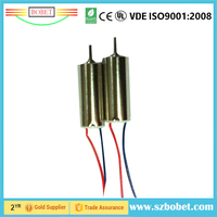 1.5v Coreless DC Micro Vibration Motor for Mobile Phone and sharver