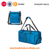 High Quality Men 80L Foldable Bag Travel Camping Bag Duffel Luggage Bag With Shoe Compartment