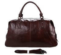 7071LC JMD Hot Sell Fashion Style Man Genuine Leather Travel Bag Tote Bag Online Wholesale