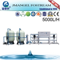 Jiangmen Fostream stainless steel mechanical water treatments plant, tap water/well water purifier