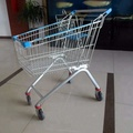 supermarket market grocery shopping carts