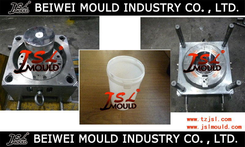 Injetion Plastic Ice Bucket Mould