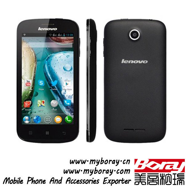 new Lenovo A760 k touch mobile phone