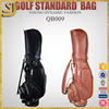 Classic Design PGM golf bag stand pu eco man bag