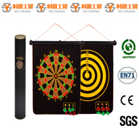 17 Quot Safey Magnetic Dartboard For