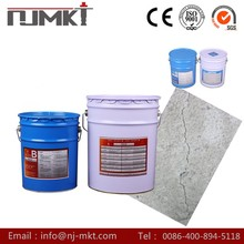 Concrete adhesive spray on adhesive