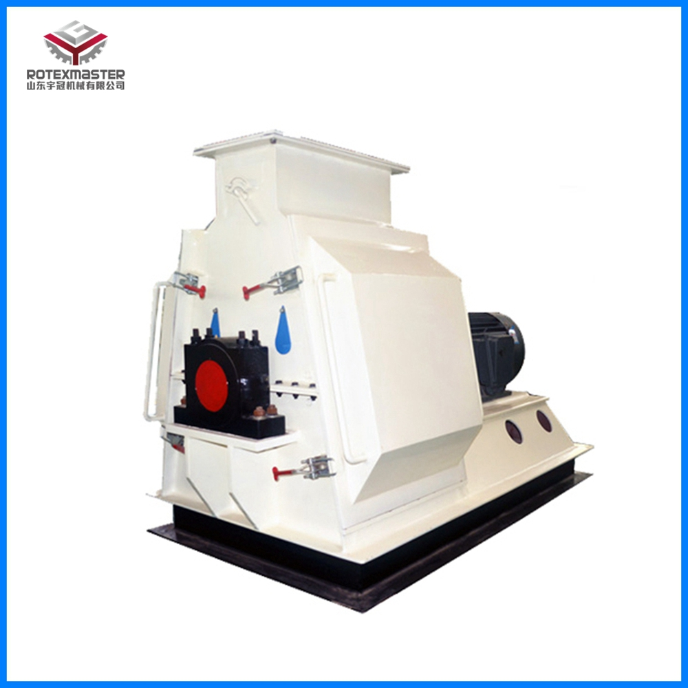 Top Quality Wood Chip Pellet Hammer Mill Machine