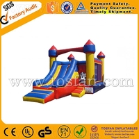 Cheap bouncy castle inflatables A3012