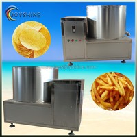 Factory supply best price deoiling machine for fried food