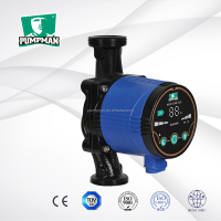 NEW STAR 2016 PUMPMAN new high quality mini electric domestic heating system solar water circulation pump