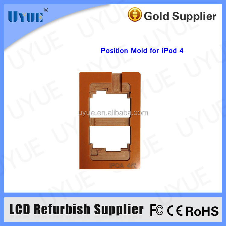 High Quality LCD Refurbishment Position Mold for iPod Touch 4