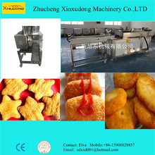 Small Capacity Patty Cutlet Making Machine; Production Line for Cutlet
