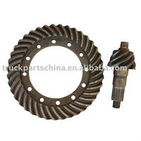 fv415 6d40 MC831408 middle truck wheel pinion set