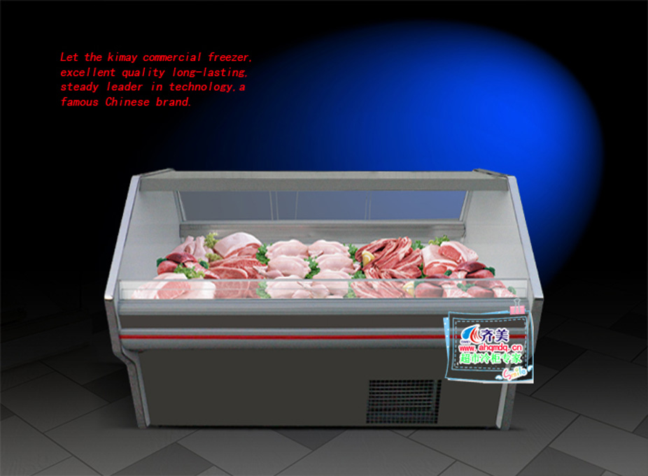 10S2 Cold storage dispaly showcase cabinet for deli meat Refrigerating freezer display Showcase cooler