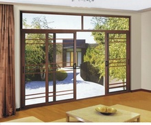 Manufacture Glass automatic sliding glass door