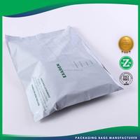 Custom Printed Poly Mailer Biodegradable Shipping Packing White Plastic Envelope Bag