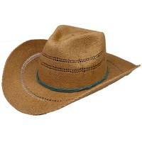 High quality Chinese cowboy straw hat Male and female models