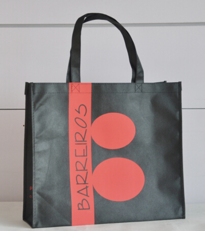 Recycled custom printing grocery tote shopping pp non woven bag(NW-1354-494)