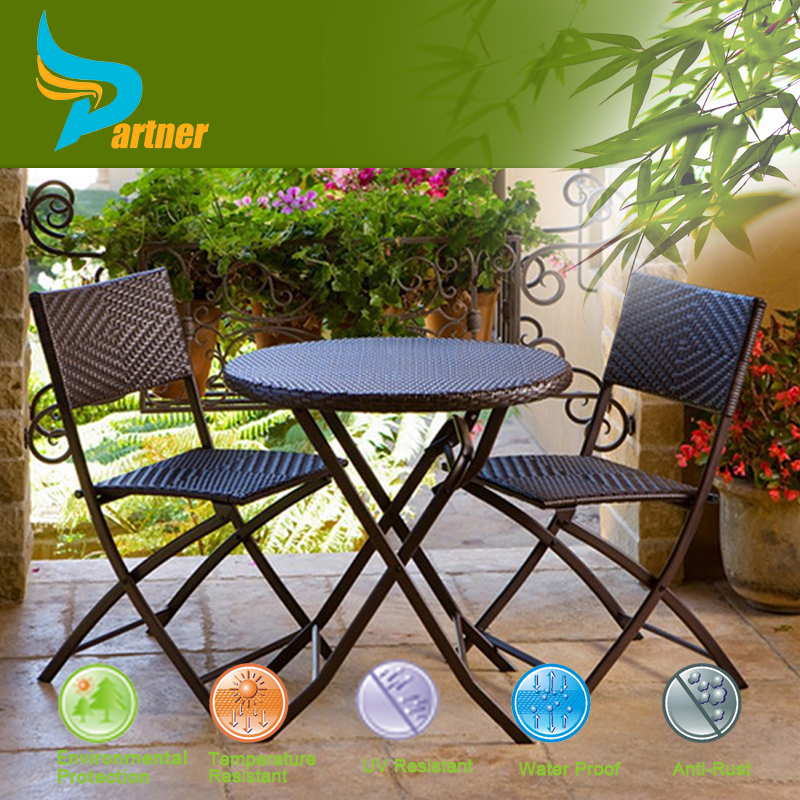 Outdoor Hotel Restaurant Dining Set Rattan Outdoor Furniture Melbourne