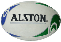 Low price manufacture machine stitched australia rugby ball
