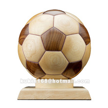 Custom wood crafts, Wooden basketball / Football / Volleyball / Bowling