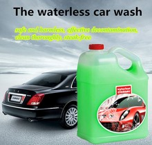 Waterless Car Wash cleaner Concentrate Waterless Car Wash Cleaning with Wax Protection 1 Gallon