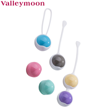 Top grade tightening product sex toys pussy exercises kegel ball silicone vagina