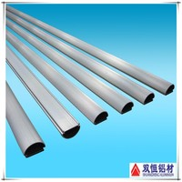 aluminum channel for lights from factory at competitive price