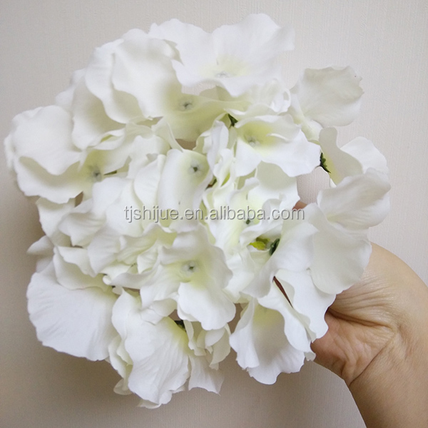 large artificial flower heads silk hydrangea hydrangea artificial flower
