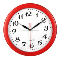 "10"" Crazy Price and Great Varieties Kitchen modern Wall Clock for Home"