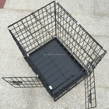 Factory Dog Cage Supply Welded Wire Mesh Dog Crate ,Large Dog Cage